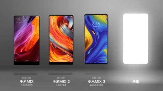 A Xiaomi hivatalos is megerősítette, hogy nem lesz Mi Mix 4 modell
