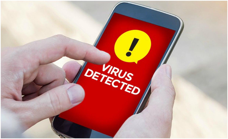 android vírus