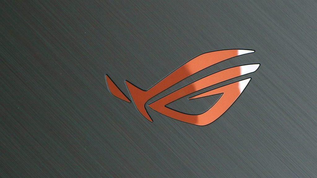 Asus ROG Strix G531 logo