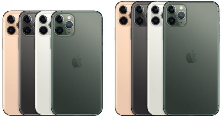 Bemutatkoztak az Apple iPhone 11 Pro és 11 Pro Max modellek