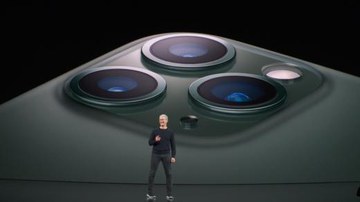 Az AnTuTu alapján az összes új iPhone-ban 4GB memória van