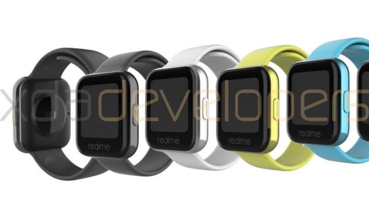 Realme Watch: custom operációs rendszer és egy hetes üzemidő