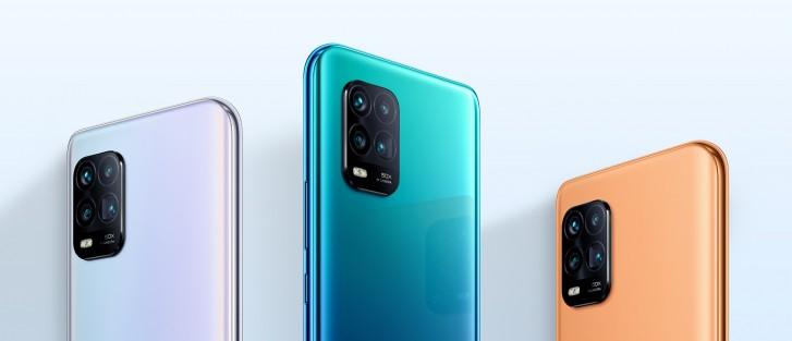 Hivatalosan is bemutatták az új Xiaomi Mi 10 Youth készüléket